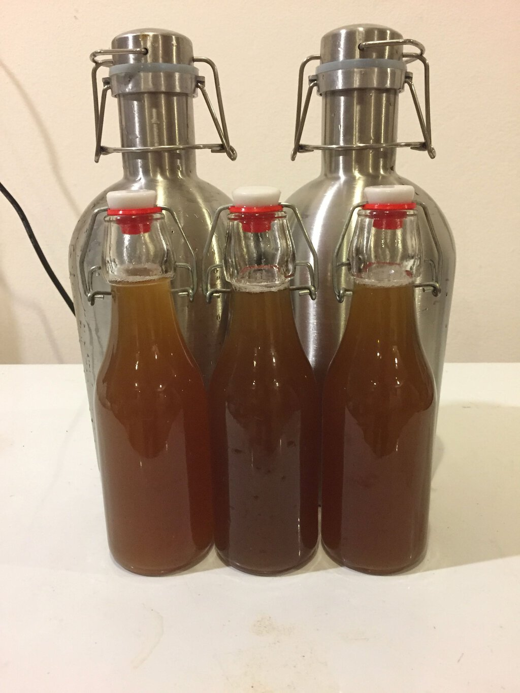 Bottled Kvass